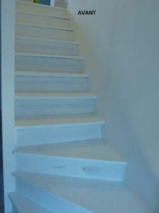 SARL Geslin Evron 53 Escalier