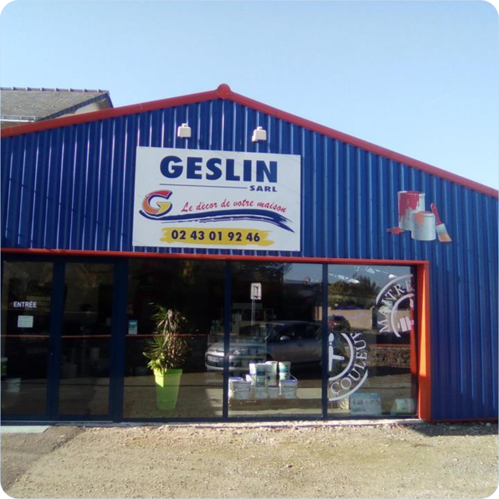 Geslin Peinture PEINTRE EVRON 1 (8) 114